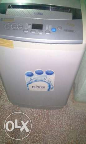 power washing machine for sale in very good condition الرستاق -  2