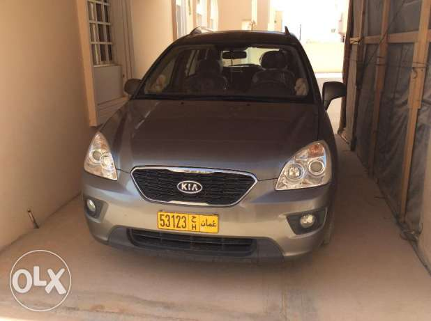 KIA Carens, One Owner, 2012 Model for Sale