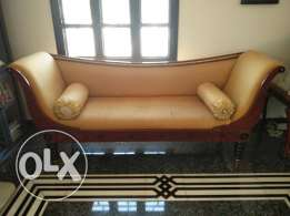 3-seater couch for kings and queens