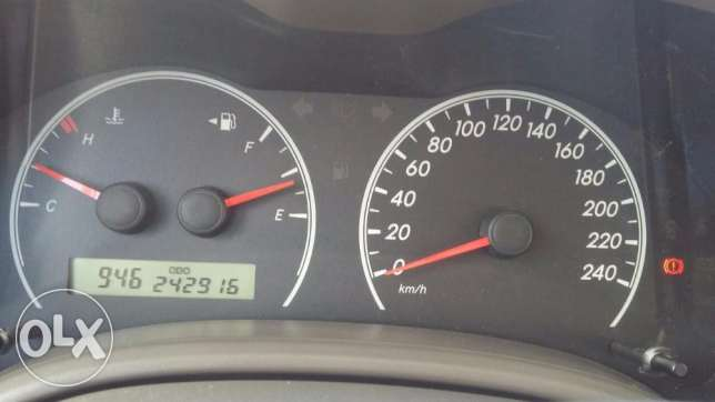 Toyota Corolla for Sale. Expat driven. First Owner. 2008 Model. مسقط -  6