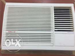 1.5 ton general & 2 Ton universal air brand window Ac in good conditio