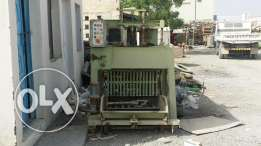 Block factory machines and Daihatsu tipper truck for sale