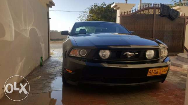 Ford Mustang For Sale 2012 Model مسقط -  2