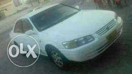 Toyota Camry car 99 model 4 cylinder in good condition for sell urgent