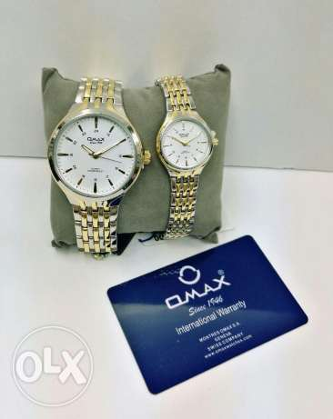 Omax watches السيب -  6