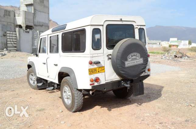 2009 Land Rover Defender 110 Expat Owned Built For Oman Adventuring نزوى -  2