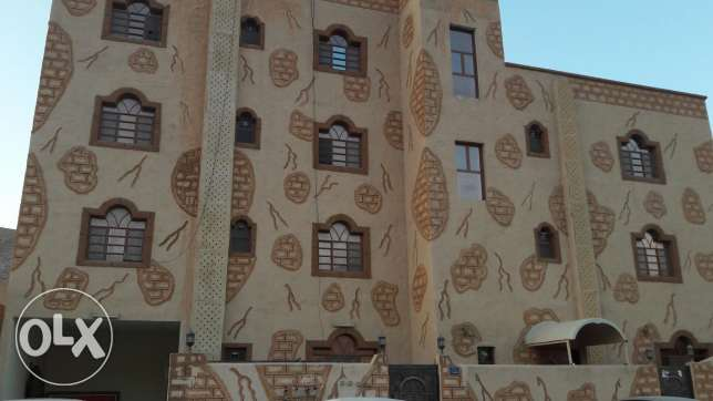 1 bhk specious in bawsher behind muscat collage مسقط -  2