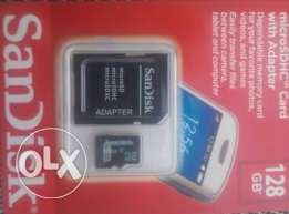 Memory card for camera and mobile phone