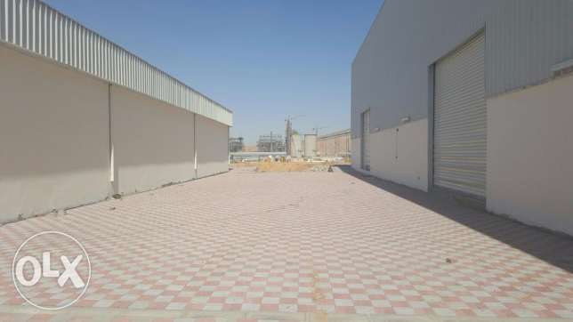 Wonderful Warehouse for Rent in Misfah near Oman Oil بوشر -  1