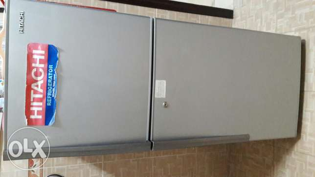Hitach fridge double door