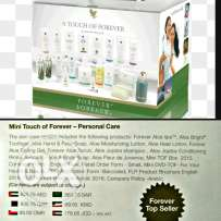 Mini touch of forever-personal care products