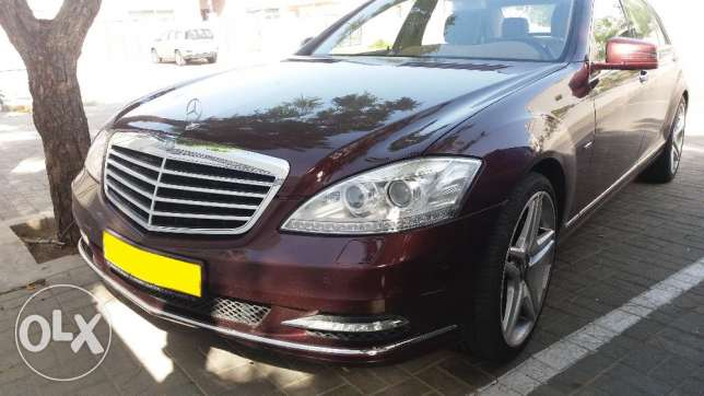 Perfect Luxury Mercedes S550 AMG with Negotiable Price!!