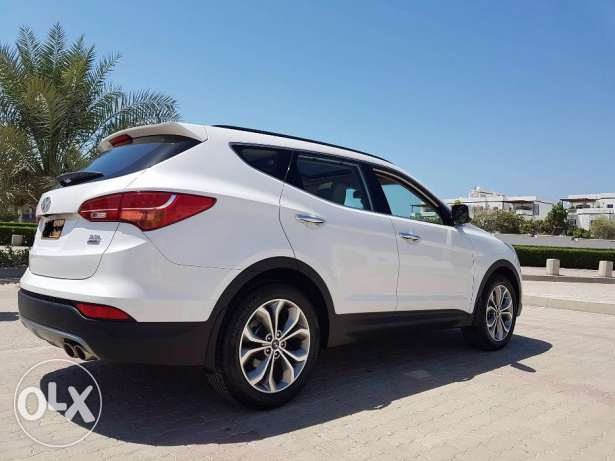 Hyundai Santa Fe 2013, No 1, for sale