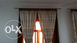 Large Curtain Set for Sale