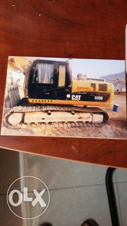Excavator for sale or rent