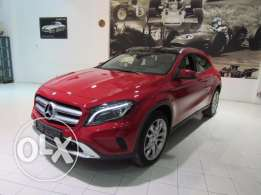 GLA250 AMG Model 2016 New Car