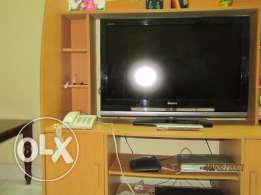 Sony LED TV and furniture for sale: Expat leaving