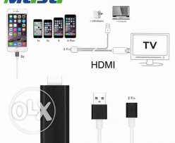 iPhone HD cable