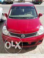 Nissan Tiida for sale - 2012 model