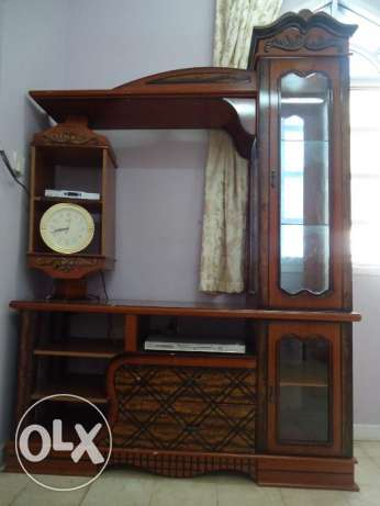 Exp Leaving - Wall unit for sale - Hurry up صحار -  1