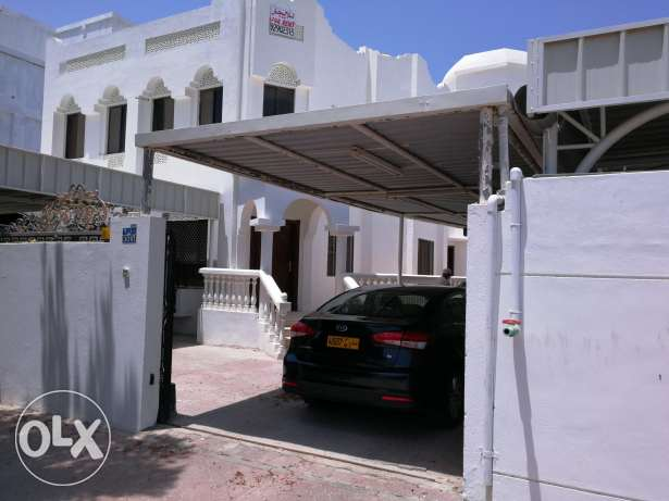 6BHK Villa at Shatti Al Qurum for RO.1200