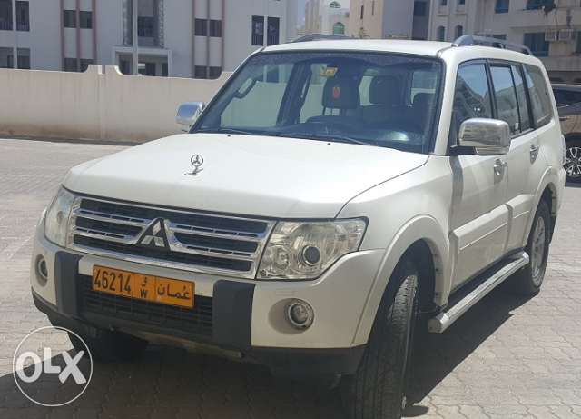 Pajero glx 2009 full option v6 3000cc
