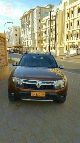 Renault duster 2014 expat use excellent condition