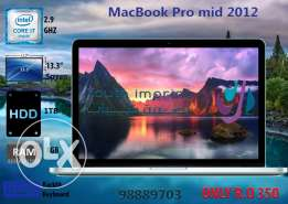 macbook pro 2012 model