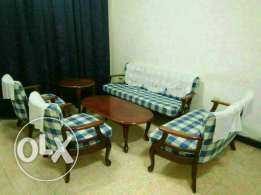 Urgent Sale of Complete Sofa Set with Tables