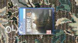 Resident Evil 7 For Sale PS4