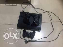 Ps3 500gb super slim With all accessories needed