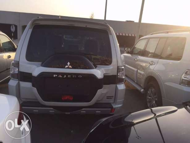 Muscat Mitsubishi Pajero 4daily rent 45 RO per day for expat&omanis مسقط -  2
