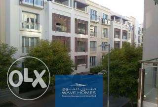Very spacious one bedroom available right behind the Walk at the Wave مسقط -  1