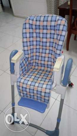 Baby food chair - used