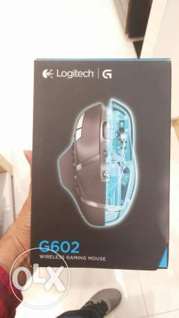 Gaming Mouse Logitech G602 (new) السيب -  1