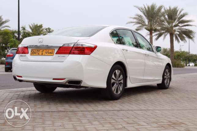 Honda Accord 2.4L 2015 GCC Sport