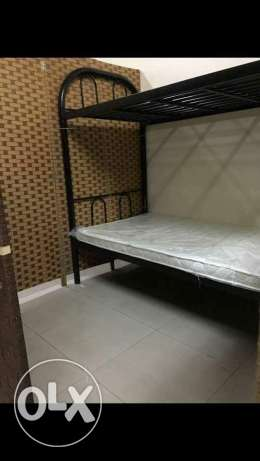 Rooms and bed speace for filipino family or working only