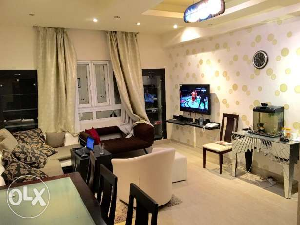 One Furnished Room Available in a 2 Bed Flat مسقط -  1