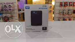 External Hdd WD Elements 2TB