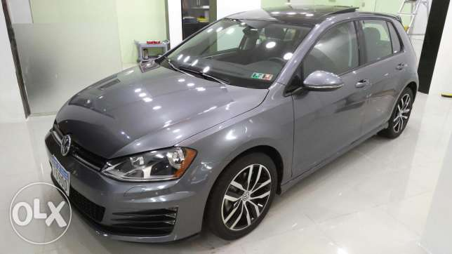 Volkswagen Golf TSI 2015 cash or finance 7 years without any payment.