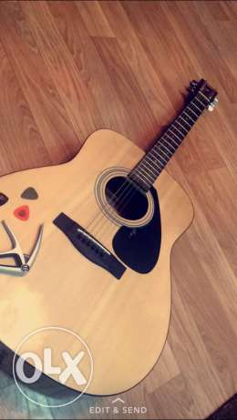 YAMAHA guitar new مسقط -  2