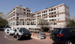 Commercial For Rent in Ruwi 1950sqm. for only 15600 OMR!!