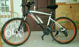 Off Road Bicycle