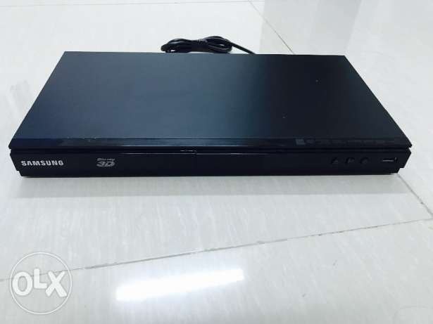 Samsung blu ray 3D DVD player
