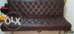 Sofa Bed and Lounger - Mint Condition - Al Ansab