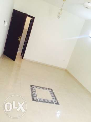 Amazing 2 BHK flat in al Khuwair 33 in ground floor and cover parking