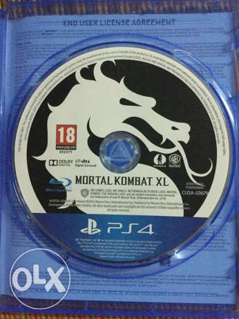 mortal kombat XL with DLC مسقط -  2