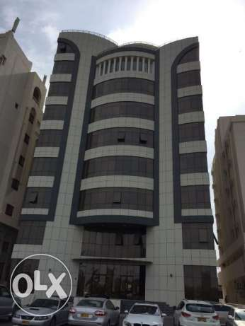 Offices in al Khuwair , BEST Location , Sky Tower building