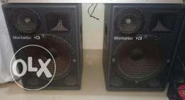 Professional Montarbo Speakers For Shows and events