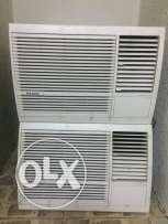 2 Pearl Window AC 1.5 Tun 2 years warranty for 150 OMR
